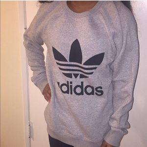 adidas Sweatshirt Sz Medium BRAND NEW with tags!